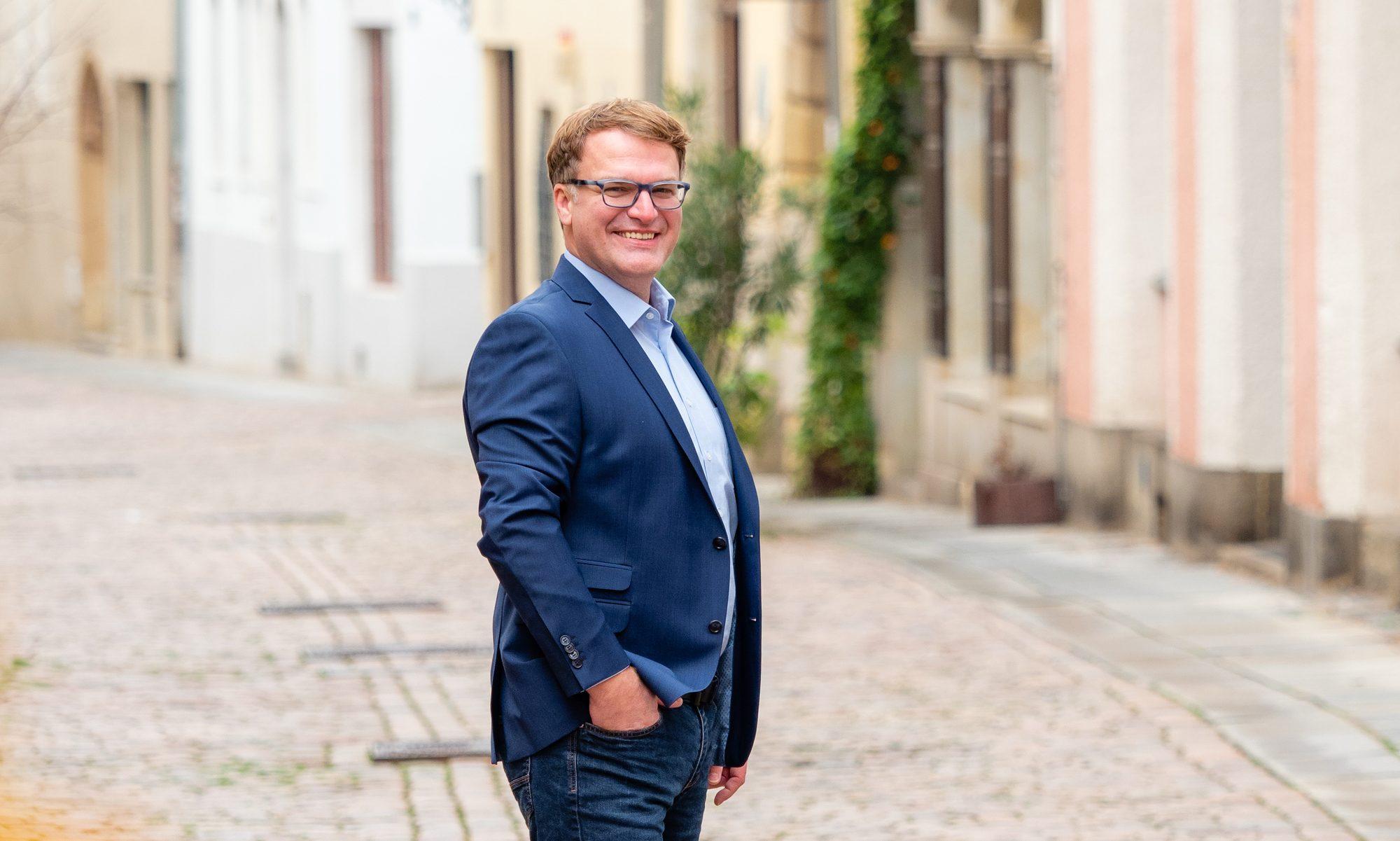 Andre Liebscher | Stadtrat für Pirna